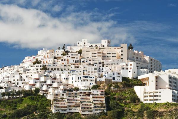 Los pueblos m s bonitos de espa a andaluc a - Apartahotel sevilla este ...