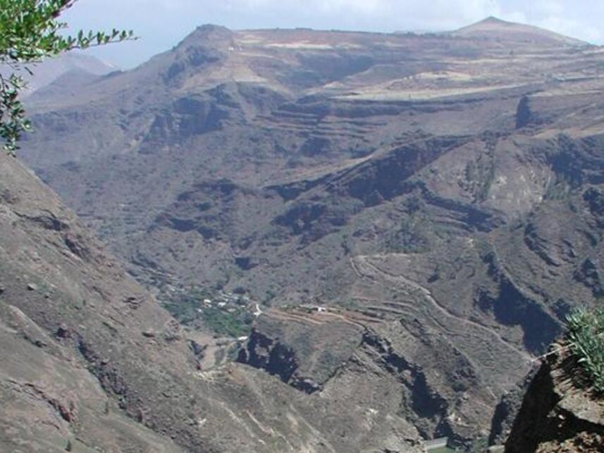 Montañas de Gran Canarias