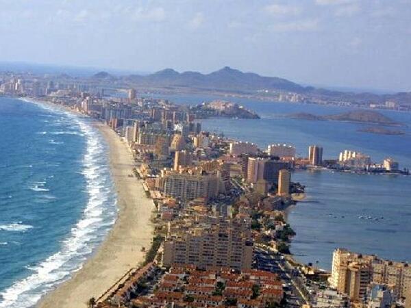 Мар менор - удивительное место на средиземноморском побережье