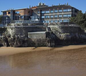 """Foto del exterior de """"Hotel Isla Bella & Spa"""""""