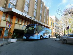 "Foto del exterior de ""Hotel Don Paco"""