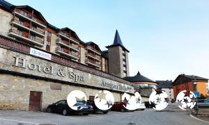 """Foto del exterior de """"Hotel Aragon Hills & Spa"""""""