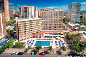 "Foto do exterior - ""Hotel Servigroup Orange"""
