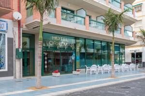 "Extérieur de l'hôtel - ""Hotel Torremar"""