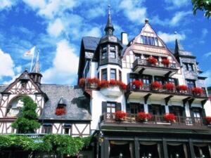 "Foto del exterior de ""Hotel Krone Assmannshausen"""