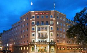 "Foto do exterior - ""Crowne Plaza Salzburg - The Pitter"""