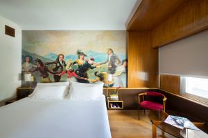 "Chambre - ""Hotel Goya"""