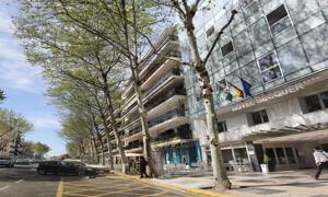 """Foto del exterior de """"Hotel Becquer"""""""
