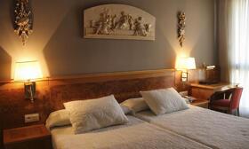 """Foto de una habitación de """"Hotel San Polo"""""""