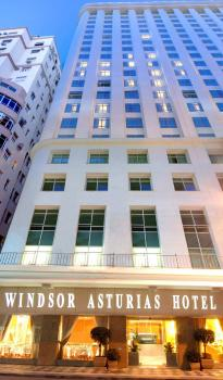 "Foto do exterior - ""Hotel Windsor Asturias"""