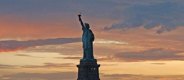 Fotografía de New York: New York - Estatua de la Libertad