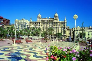 hoteles alicante ciudad: