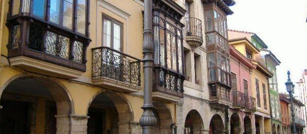Fotografía de Asturias: Calle Galliana Avilés