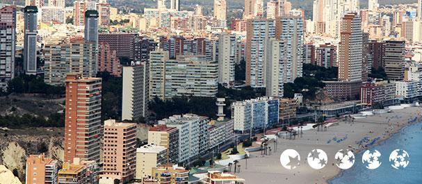 Fotografía de Alicante: Costa de Benidorm