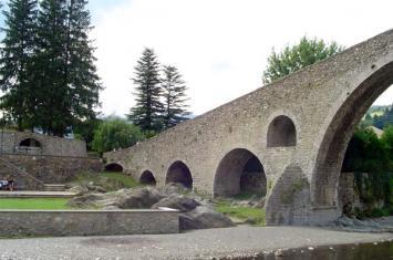 Puente Nueva en Camprodon