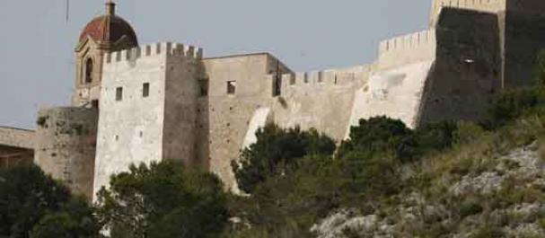 Fotografía de Cullera: Castillo de Cullera