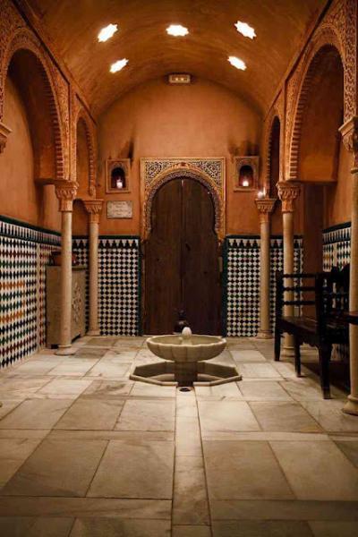Baños Romanos Granada:Unos baños árabes genuinos – Tu Hotel en centraldereservascom