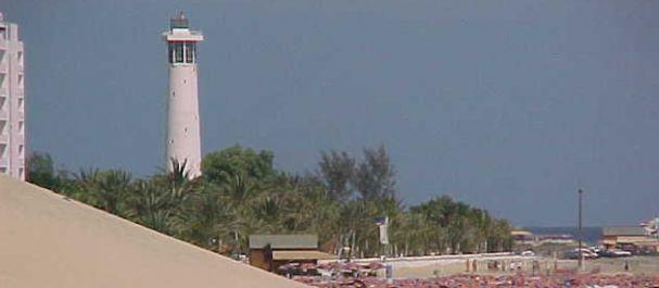 Fotografía de Ilha de Fuerteventura: Saladar y Faro de Morro Jable