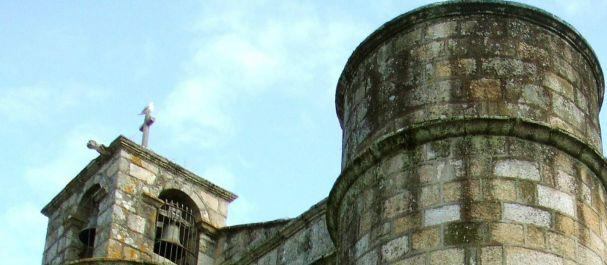 Fotografía de Ourense: La Igleisa de la Santísima Trinidad
