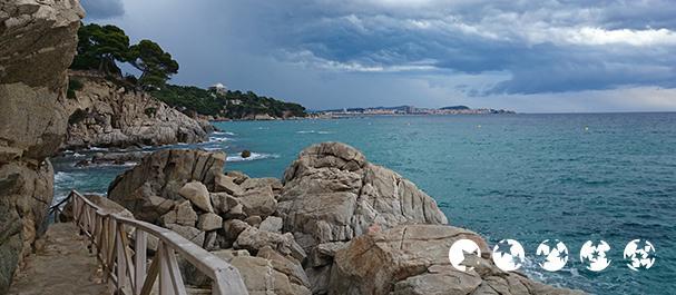 Fotografía de Girona: Platja D'Aro