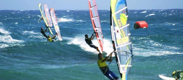 Fotografía de Playa Blanca: Windsurf Lanzarote