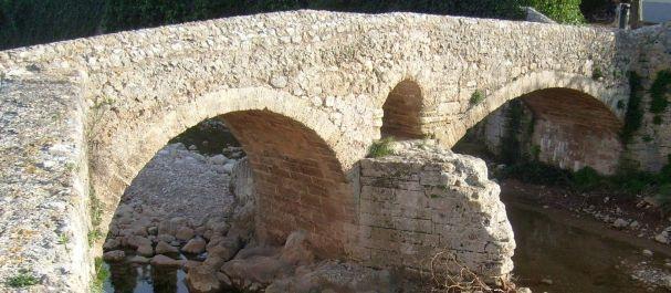 Fotografía de Pollença: Puente romano en Pollença