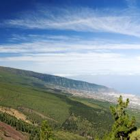 Tenerife, Norte