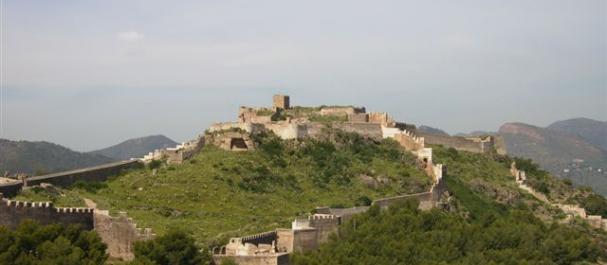 Fotografía de Sagunto: Castillo de Sagunto