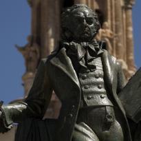 Estatua de Goya
