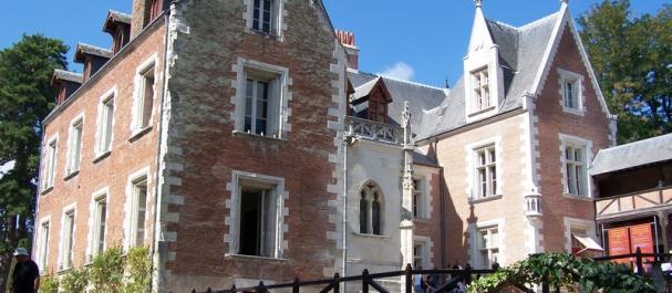 Fotografía de Amboise: La Mansion de Clos-Lucé