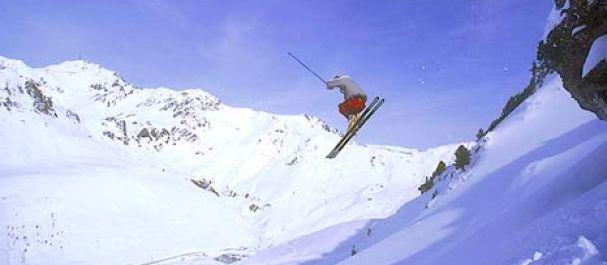 Fotografía de : Esqui extremo
