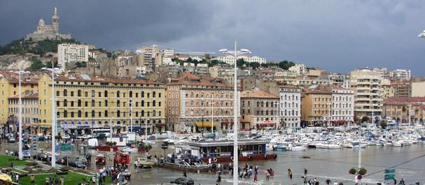 Fotografía de Francia: Marsella