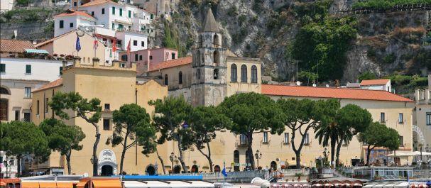 Fotografía de Salerno: Amalfi