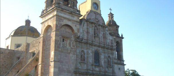 Fotografía de Aguascalientes: Templo de San Marcos en Aguascalientes
