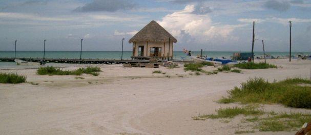 Fotografía de Quintana Roo: Playa de la Isla de Holbox