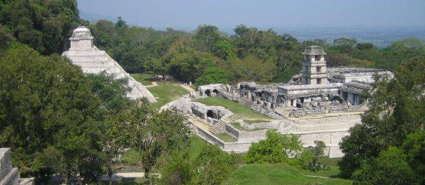 Fotografía de Ruinas de Palenque: Palenque