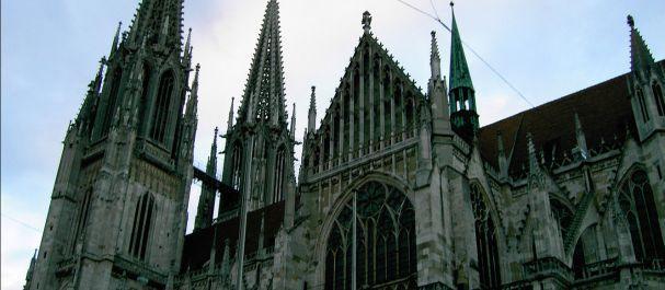 Fotografía de Baviera: Regensburg Catedral