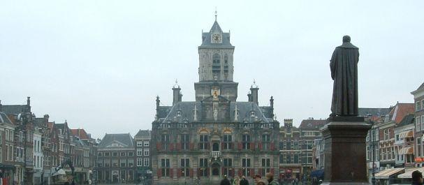 Fotografía de Delft: Ayuntamiento de Delft