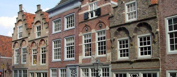 Fotografía de Dordrecht: Casas en Dordrecth