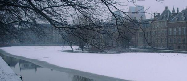 Fotografía de La Haya: La Haya en invierno