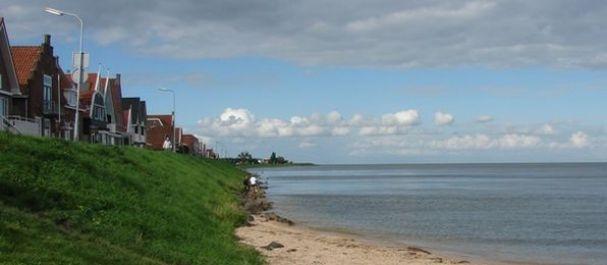 Fotografía de Volendam: Playa de Volendam