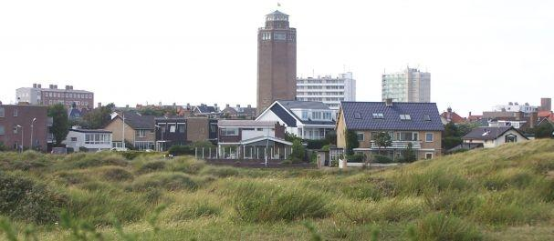 Fotografía de Zandvoort: Panorámica de Zandvoort