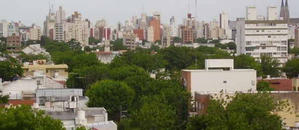 Fotografía de Buenos Aires: Vista panorámica de La Plata
