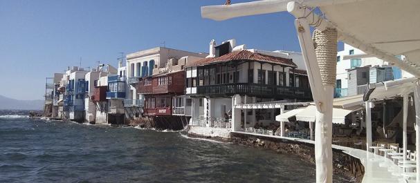 Fotografía de Grécia: Mykonos