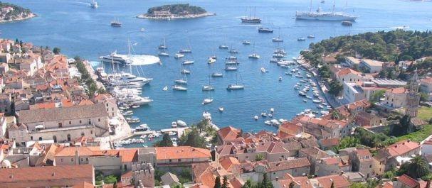 Fotografía de Croacia: Puerto de Hvar