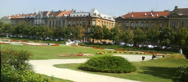 Fotografía de Croacia: Plaza del Rey Tomislav