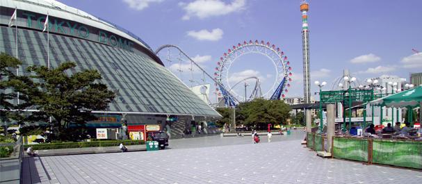 Fotografía de Japon: Tokyo Dome