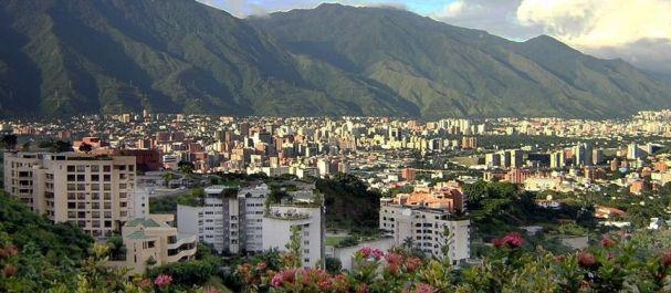 Fotografía de Caracas: Vista de Caracas