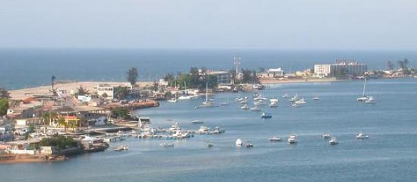 Fotografía de Angola: La costa de Luanda