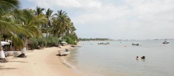 Fotografía de Angola: Luanda, la playa
